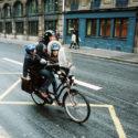 Plus vite en vélo et en famille
