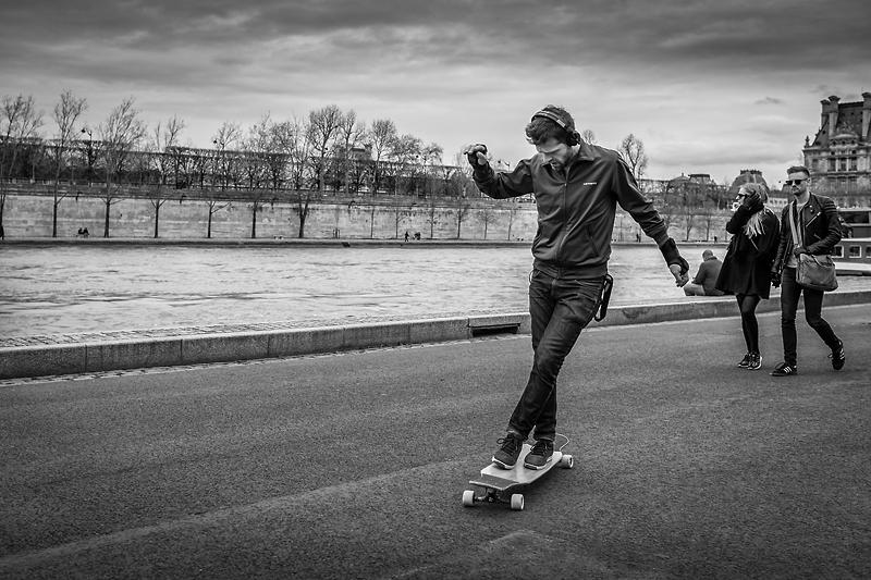 Skate Stylisé