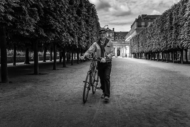 Le canotier du Palais-Royal