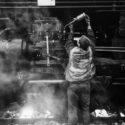 Les forçats du rail préparent la bête