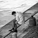 Coup de fil des bords de Seine