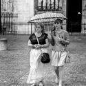 L'ombrelle du parvis