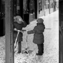 Les 2 petites Parisiennes du passage Choiseul