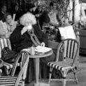 Thé en terrasse