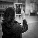 Le selfie de Notre Dame