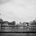 Sale temps sur le Pont Neuf