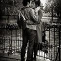 Le baiser du square