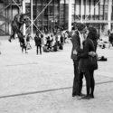 Le baiser de Beaubourg