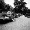 La tricoteuse du parc