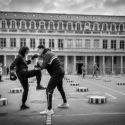 Boxe en ville
