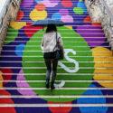 L'escalier,