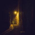 Trouville, la nuit