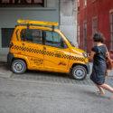 La mini voiture