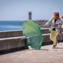 Le parasol volant