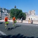 Jumeaux de vélib'