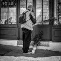 Le vendeur de plumes de paon
