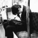 La petite sieste / Métro / Tokyo / Japon
