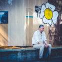 L'homme à la fleur