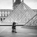Passants du Louvre