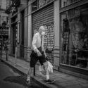 L'homme masqué – Paris, août 2020