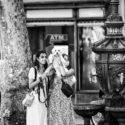 Barcelone / Barri Gòtic / Comme il est beau mon chien