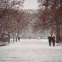 Jour de neige à Paris