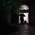 Parapluie pour un et demi