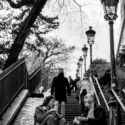 Un macdo à Montmartre