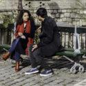 Les amoureux à Montmartre