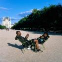 Sous le soleil des Tuileries